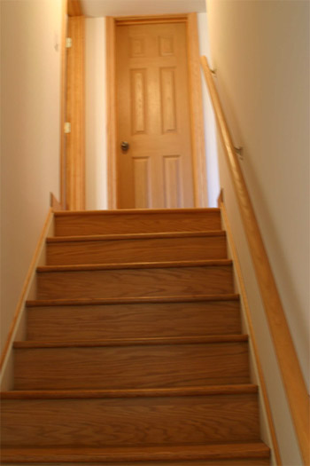 Hemlock Stair Parts And Hemlock Stair Treads